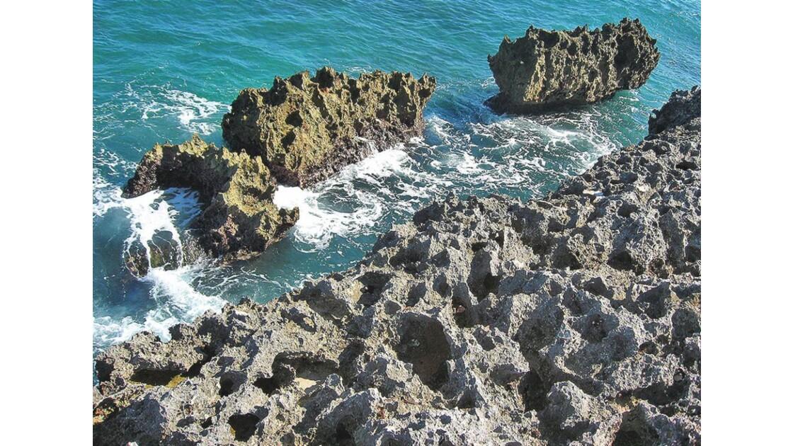 falaises volcaniques de Matanzas