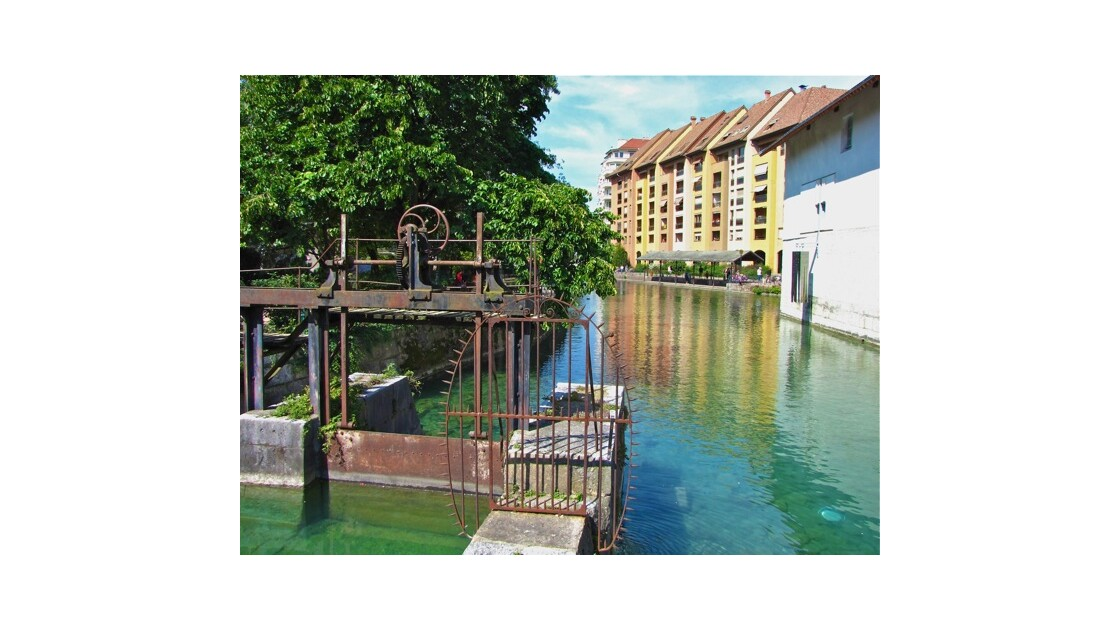 Annecy....