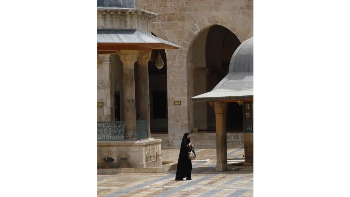 Alep - Grande mosquée