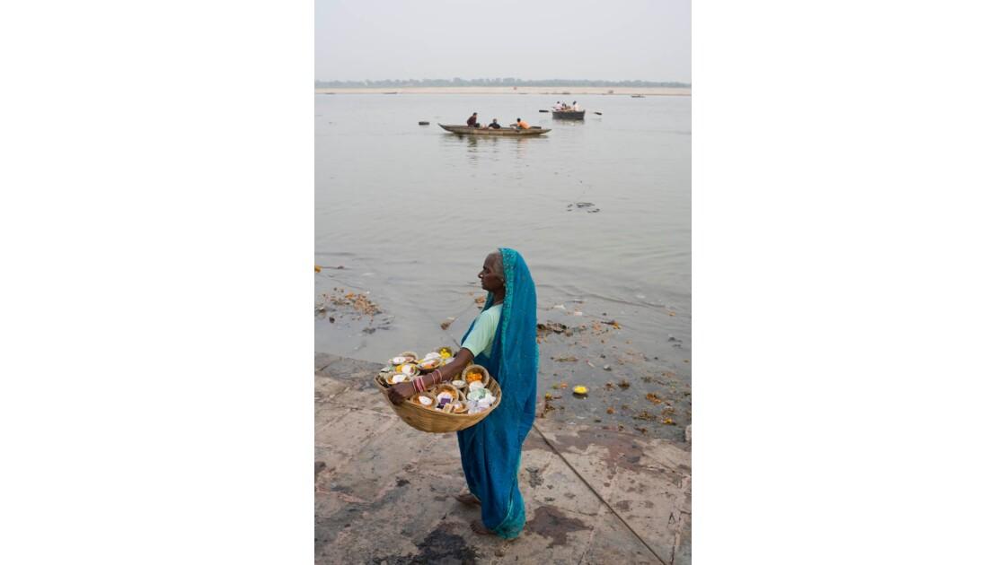 Sur les ghats