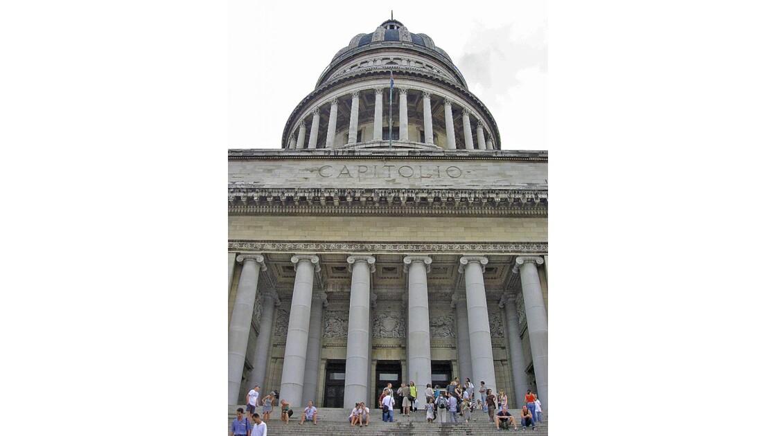 Capitolio - Paseo de Marti (oct 2007)