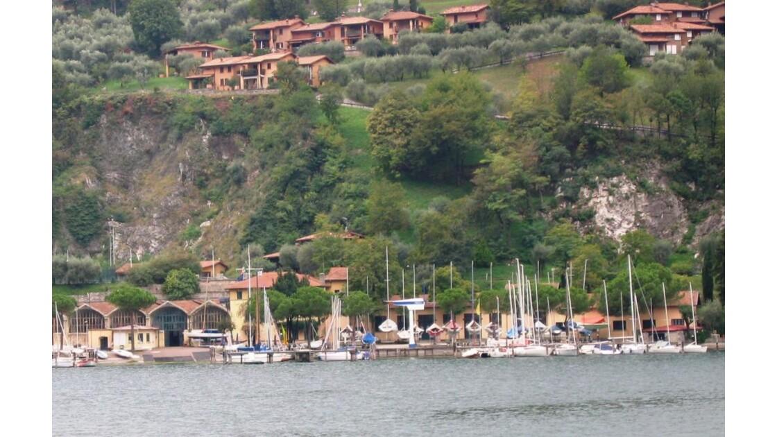 Italie Iseo Lac