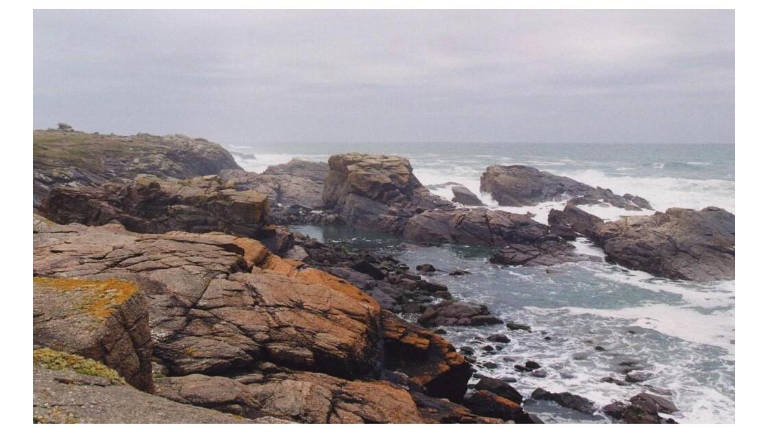 Île d'Yeu, anse des Emmorins