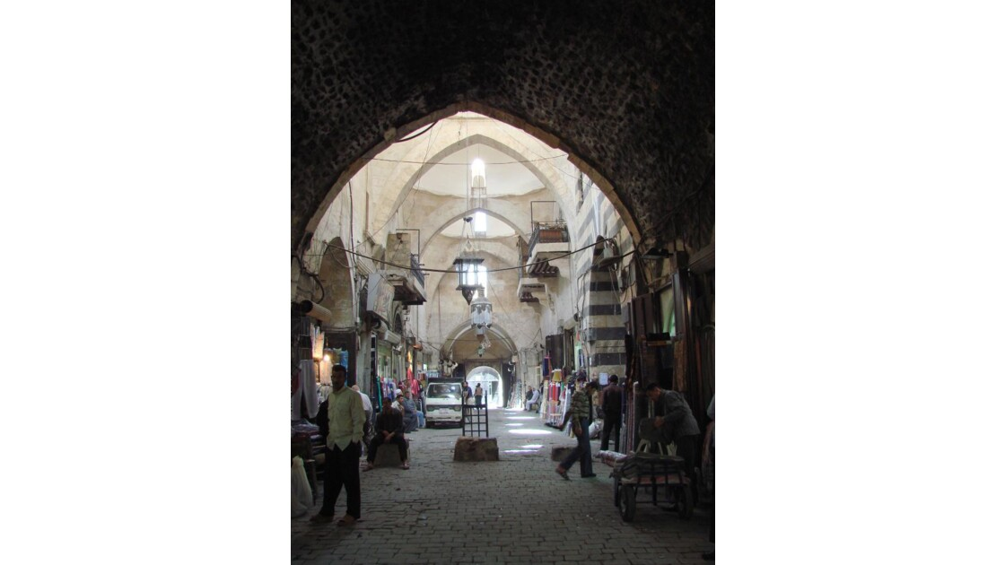 Alep - souk