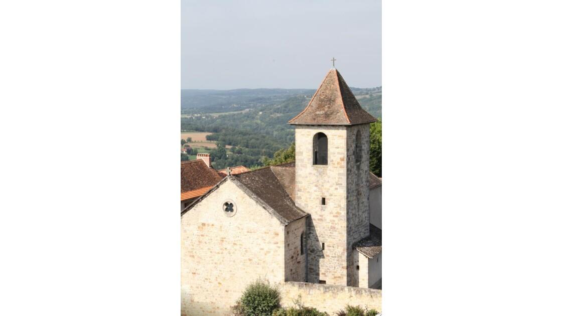 """""""Eglise de Capdenac Le Haut ..."""""""