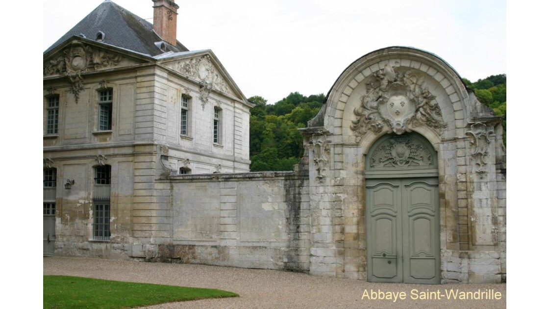 Abbaye Saint Wandrille