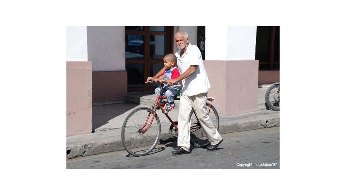 Dans les rues de Cienfuegos