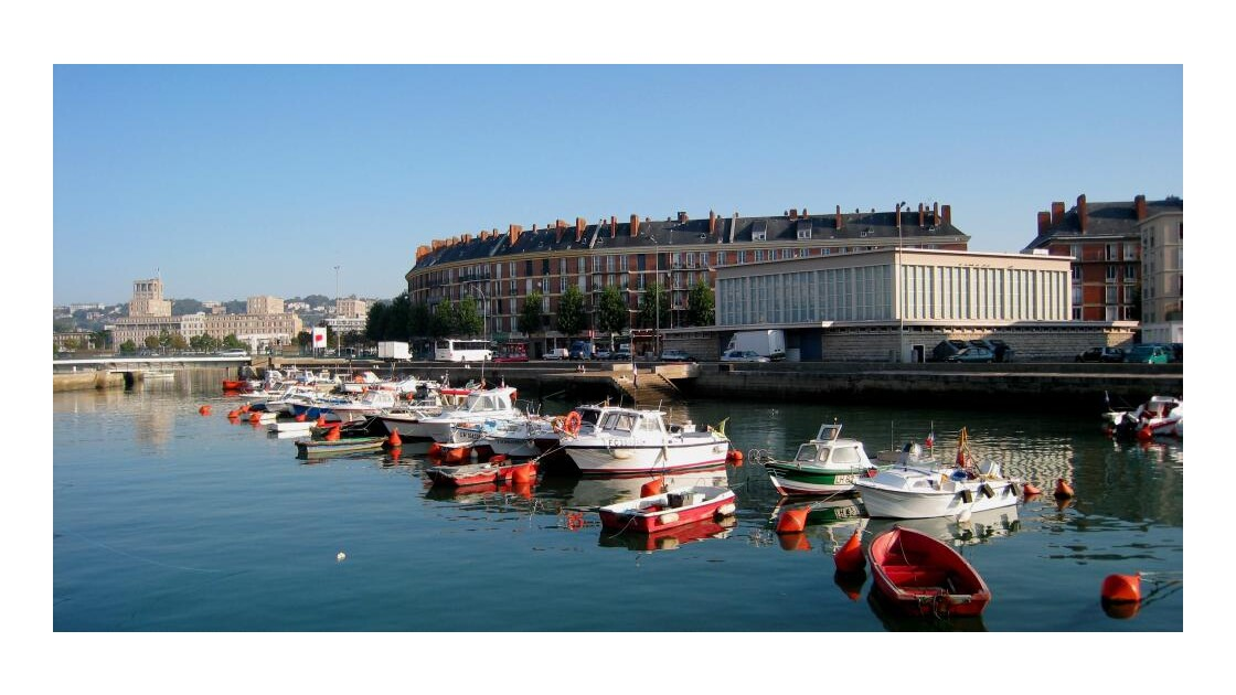Le Havre Bassin du Roi