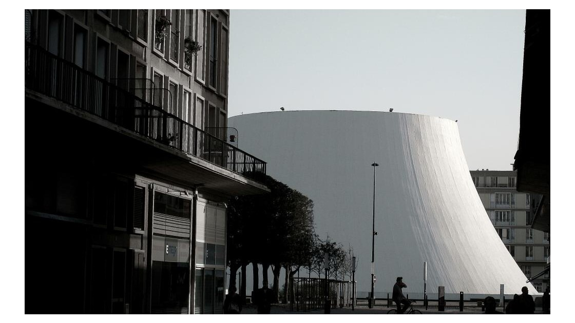 Le Havre Le Volcan