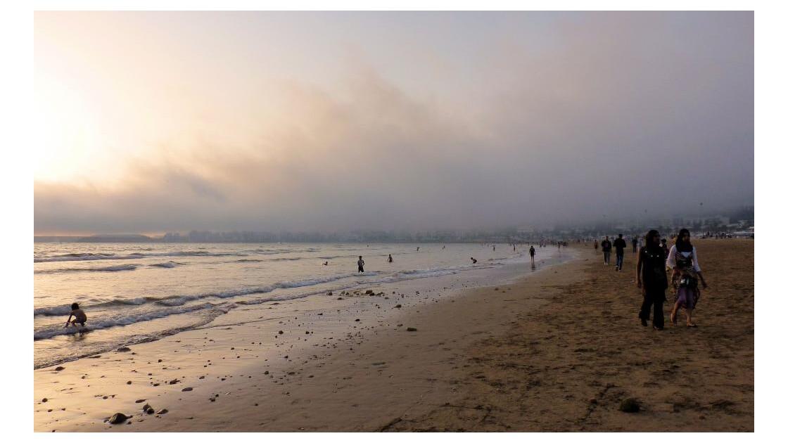 Soir de brume 1