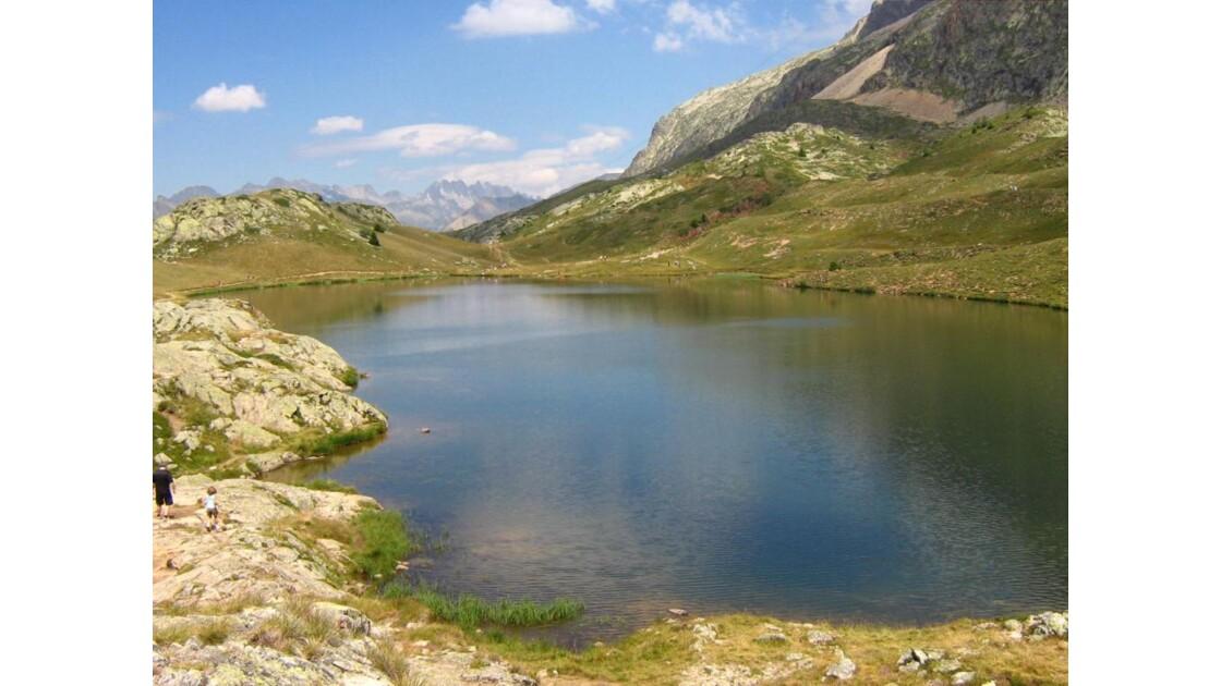 Lac Noir - Oisans