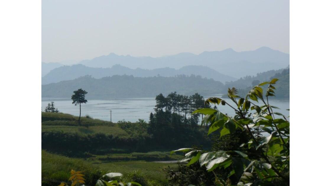 Lac Taiping - Anhui - Chine