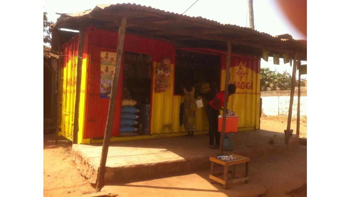 Echope à Bissau