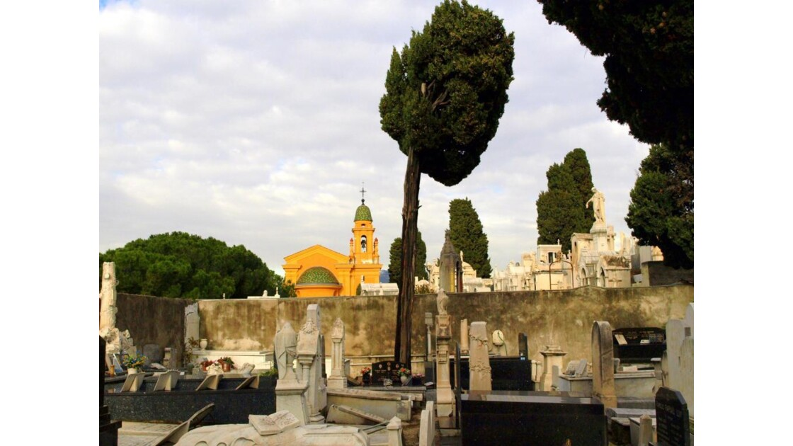 Cimetière israëlite et chapelle