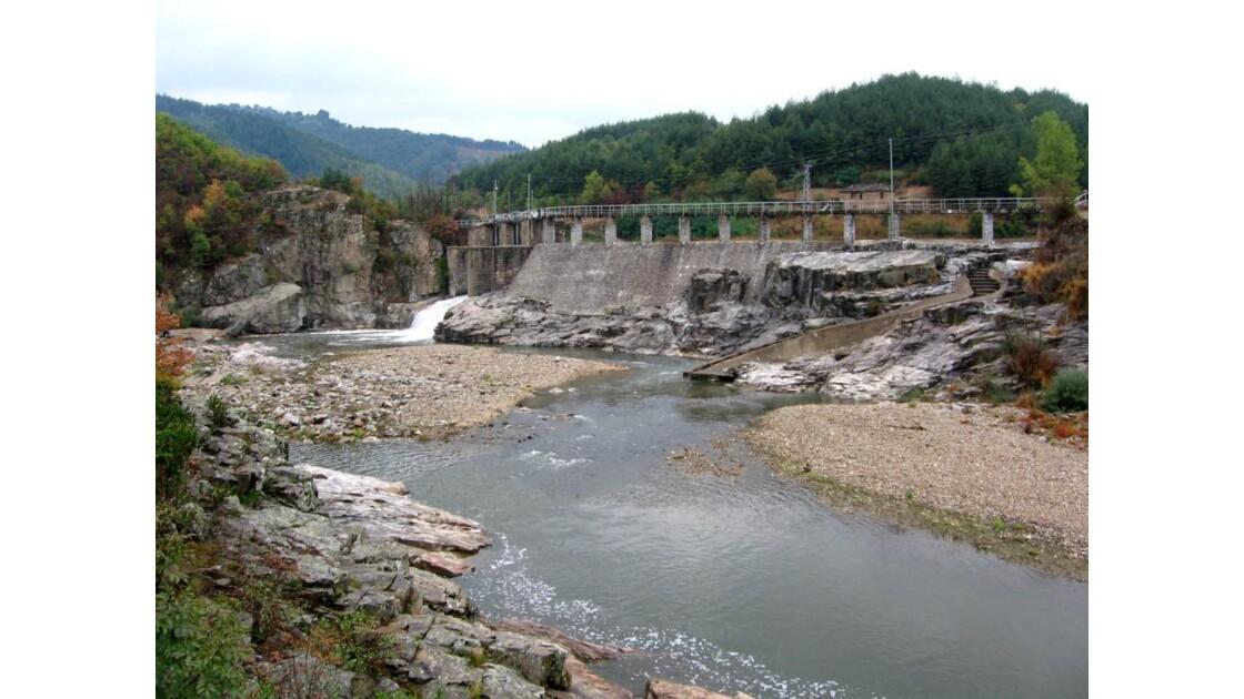 Un barrage
