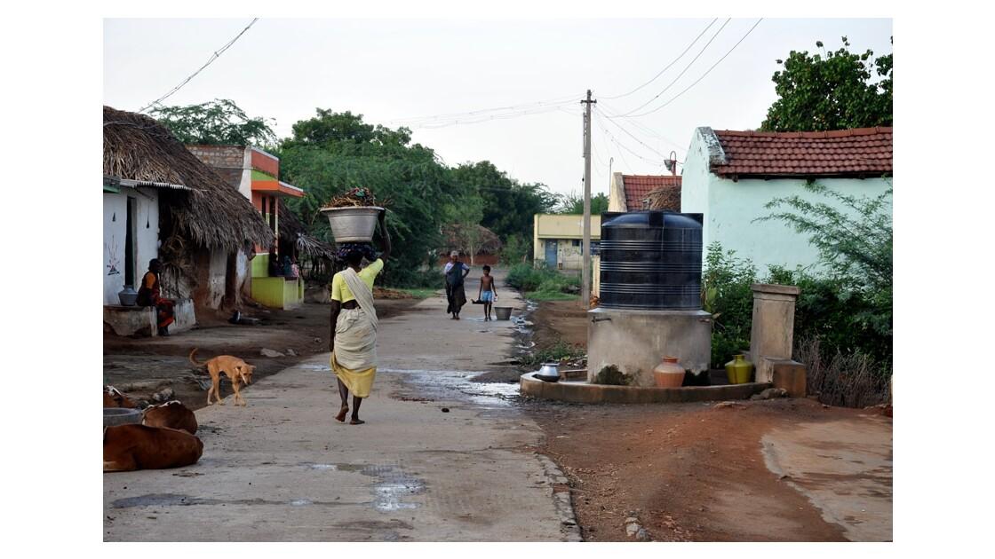Village d'intouchables…