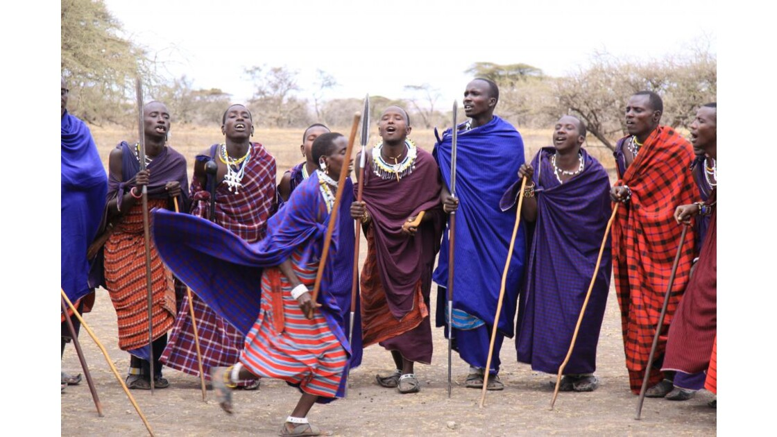 Danses Massaïs