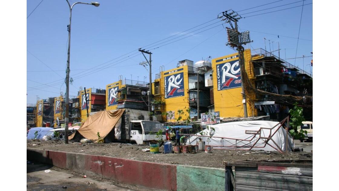 Les HLM de Manille