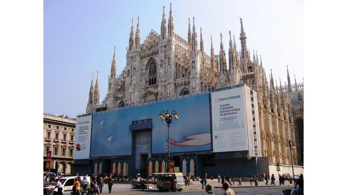 Italie Milan Cathédrale