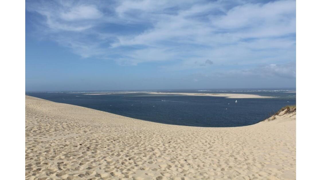 La dune de Pyla dévoile ses paysages