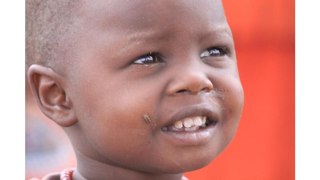 Enfant Massaï