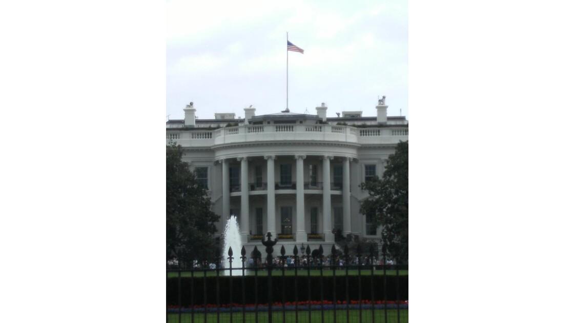 la maison blanche à Washington