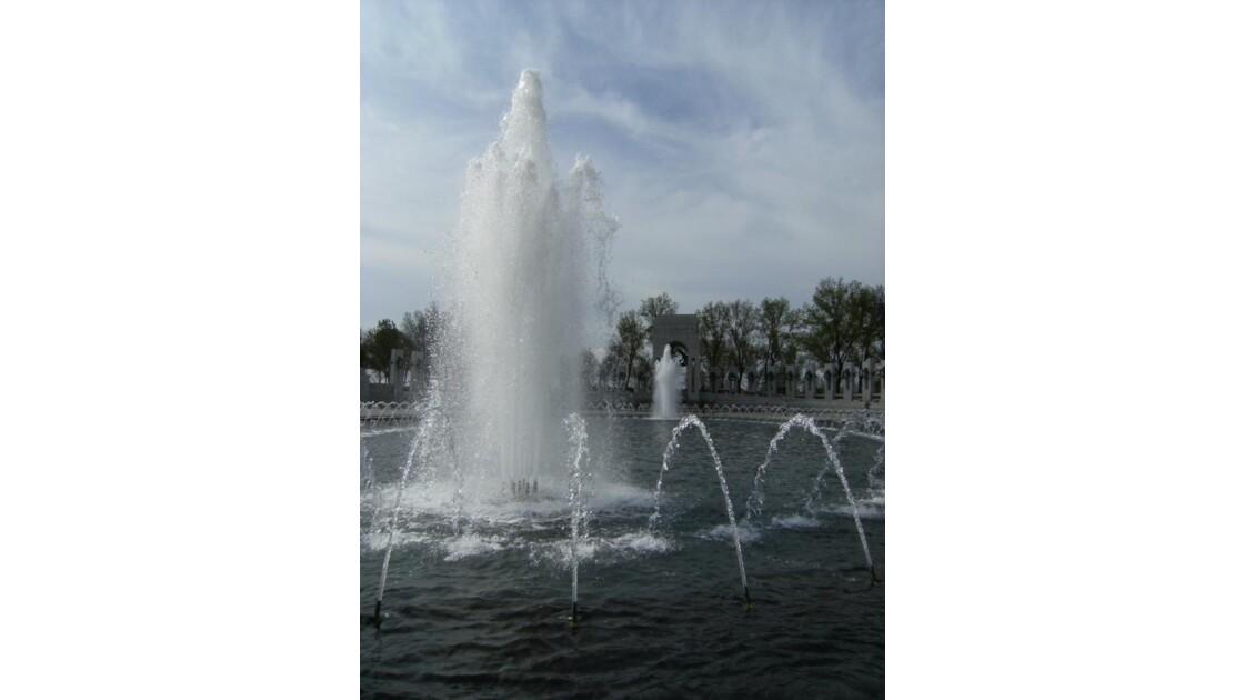 Fontaine de Washington