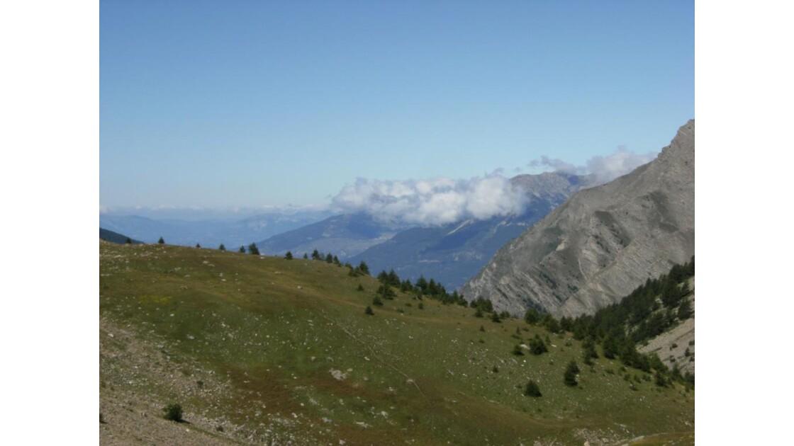 les alpes balade au Crachet