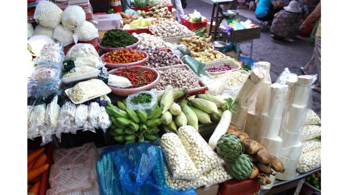 CHOLON - BINH TAY - Marché aux Légumes