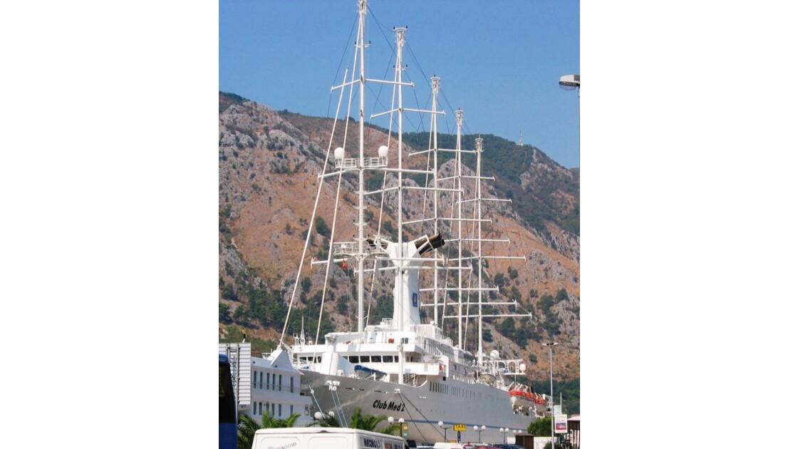 Montenegro Kotor Club Med 2