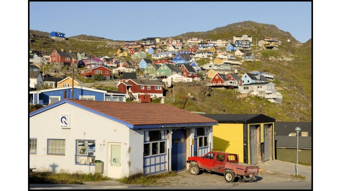 Qaqortoq Ville