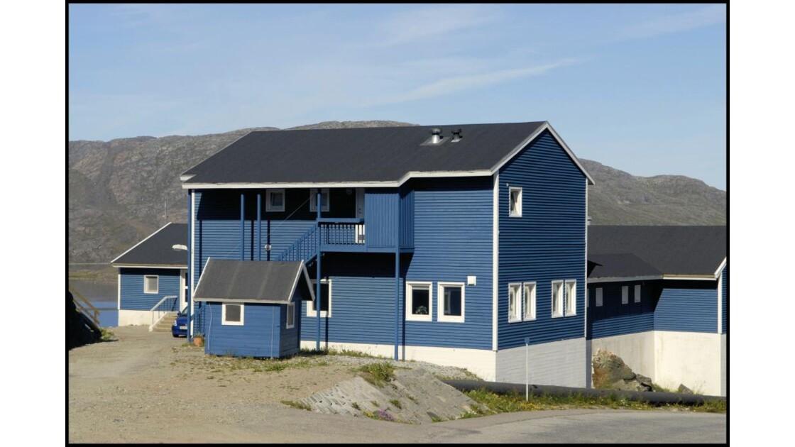 Qaqortoq maison