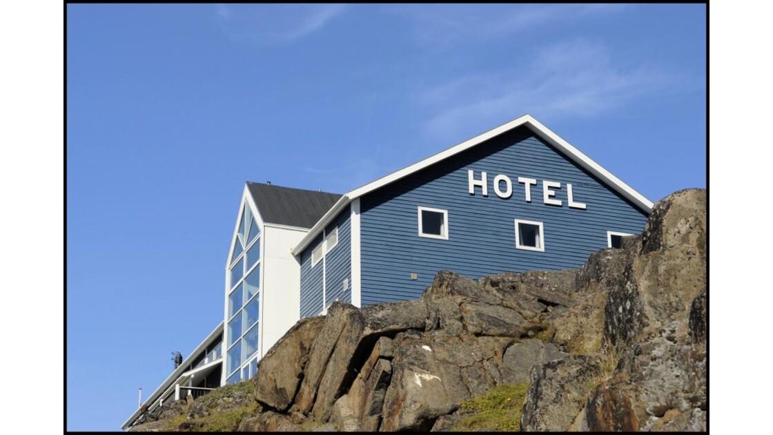 Qaqortoq - Hôtel
