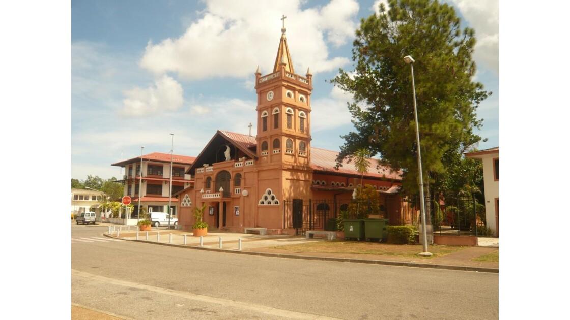 Eglise de Sinnamary
