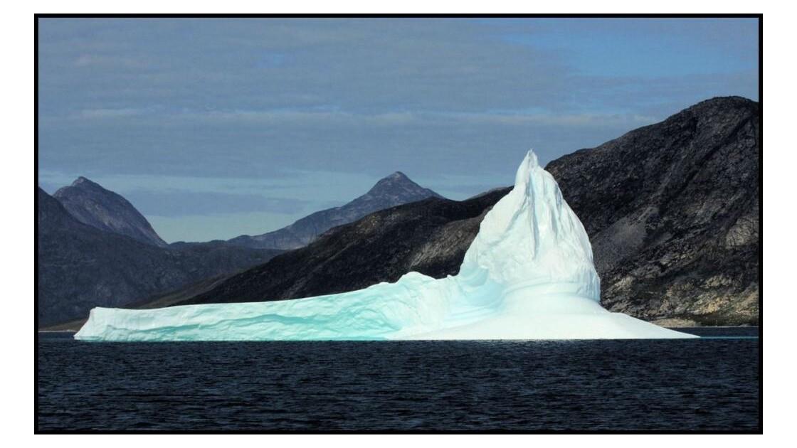 Iceberg Qaqortoq