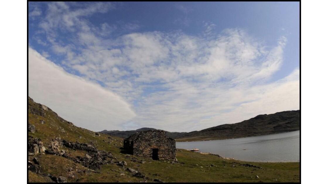 Qaqortoq et les ruines noroises de Hval