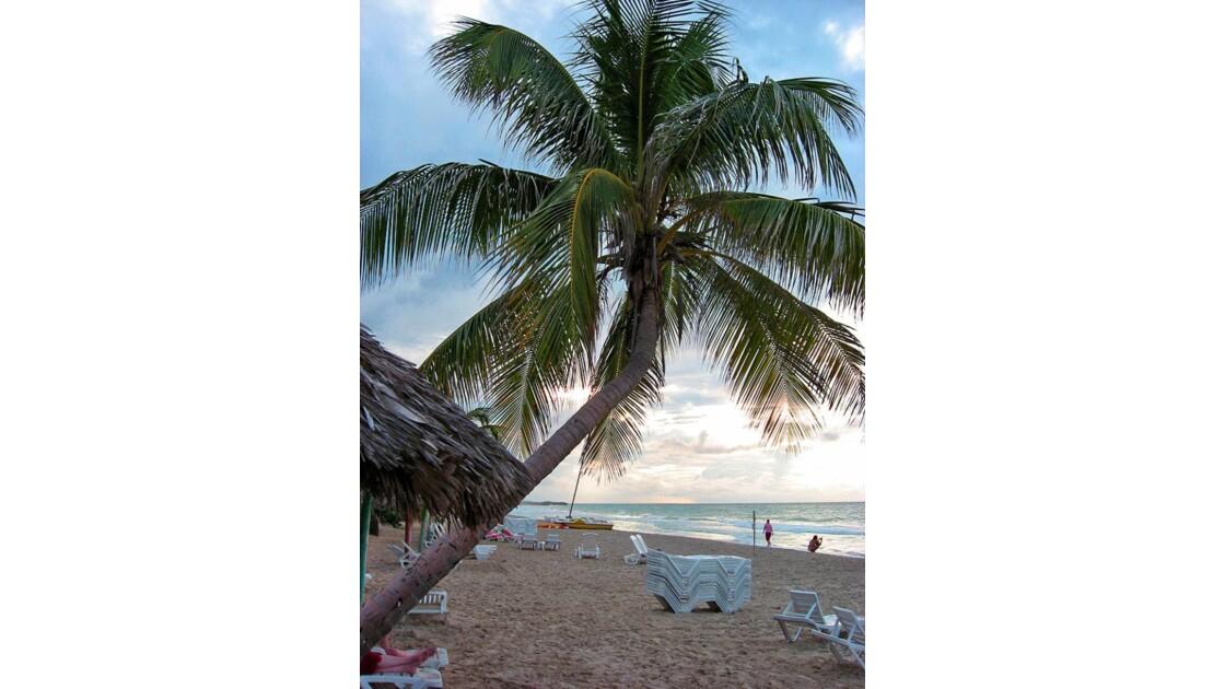 La magnifique plage de Varadero