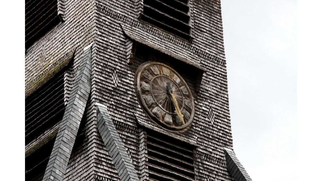 Détail clocher Ste Catherine 2