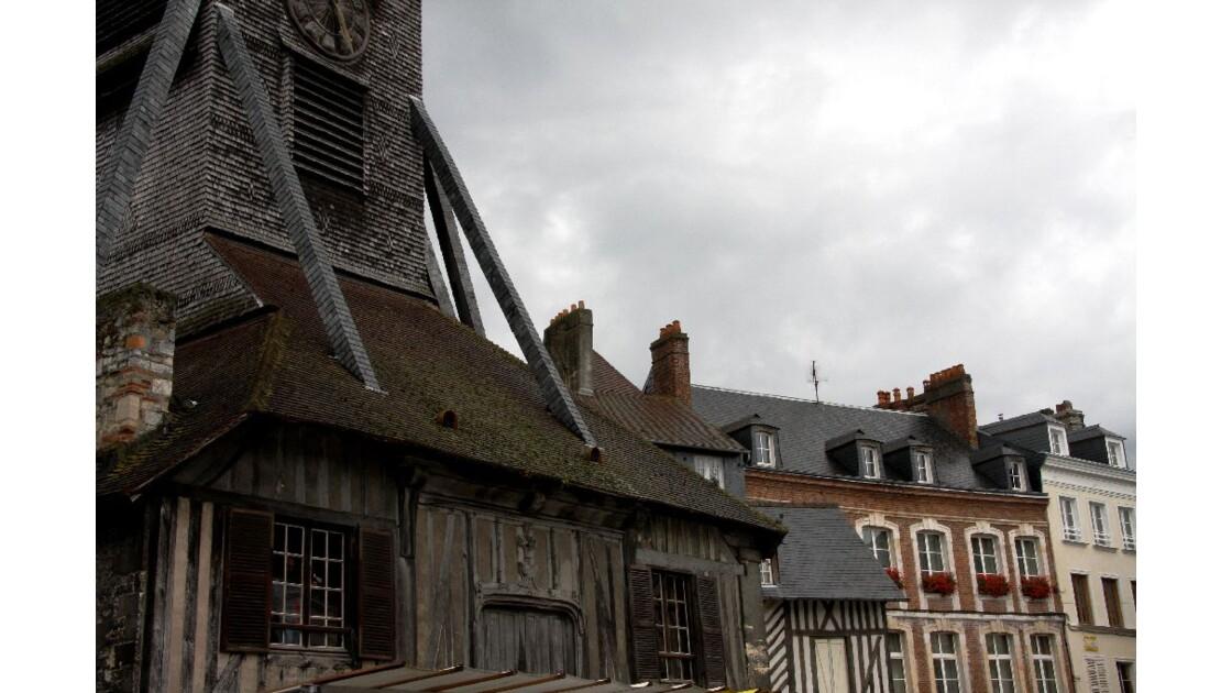 Détail clocher Ste Catherine 1