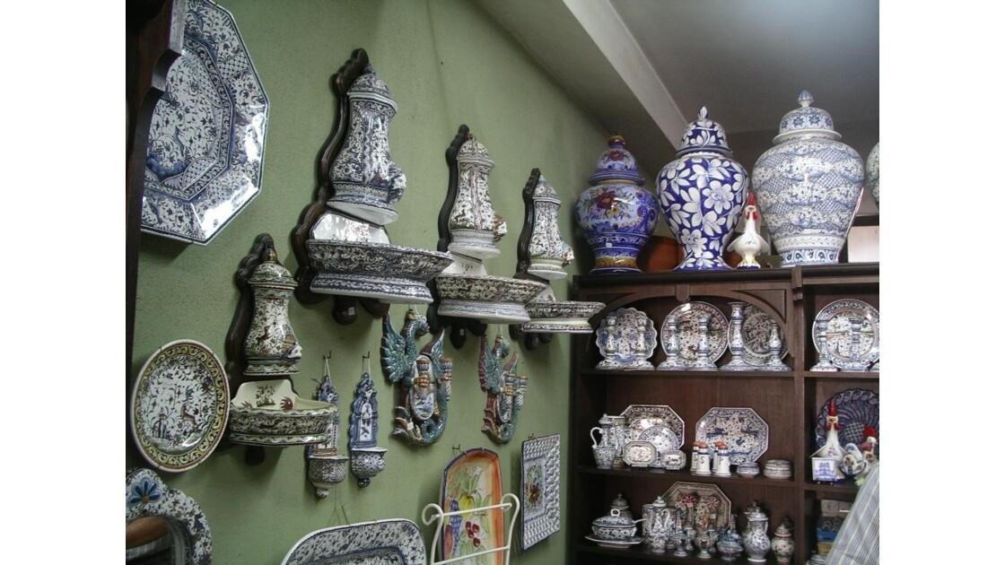 poteries d'alcobaça