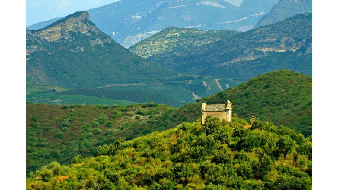 La maison sur la colline