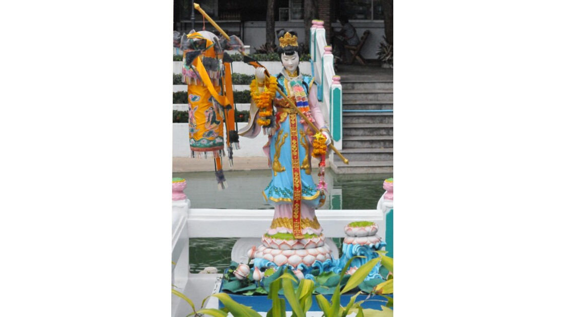 Temple chinois Thailande
