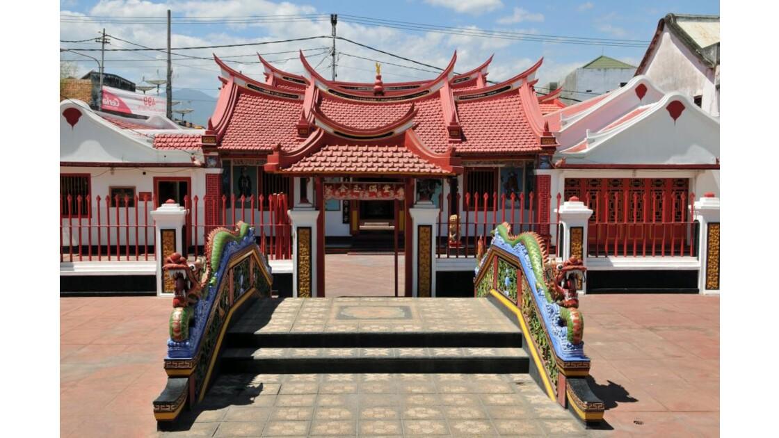 Temple chinois Gilimunuk