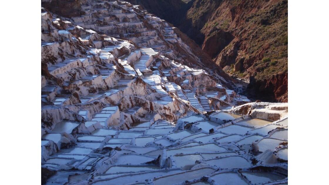 Salar de Maras Pérou