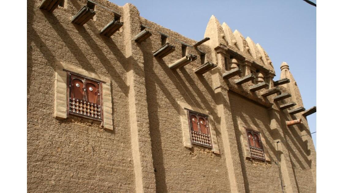 Architecture de Tombouctou