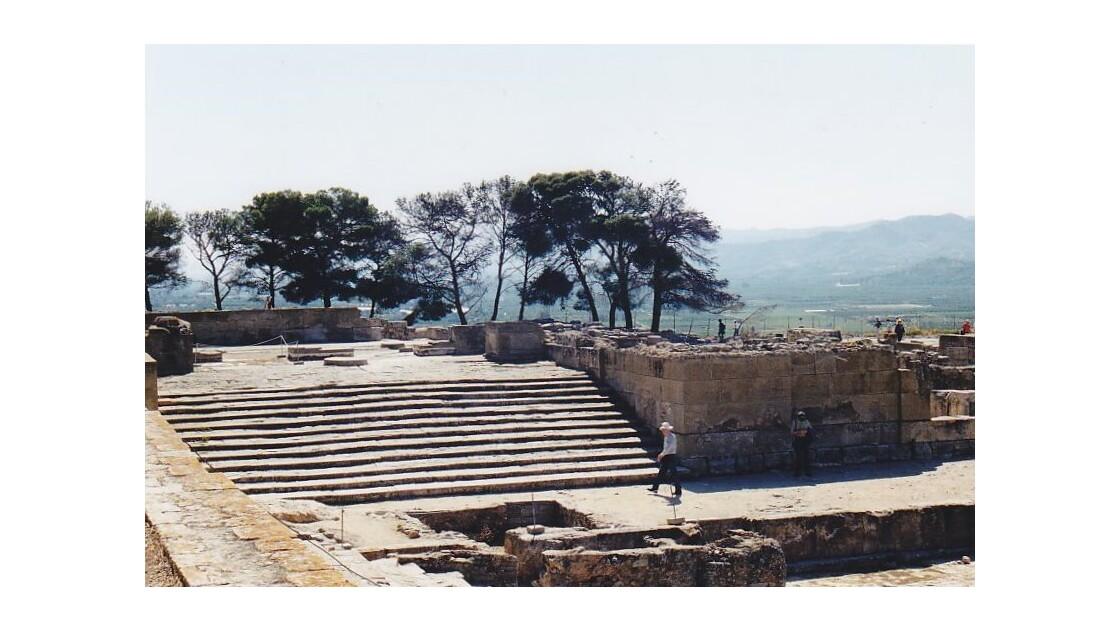 ruines de Agia Triada