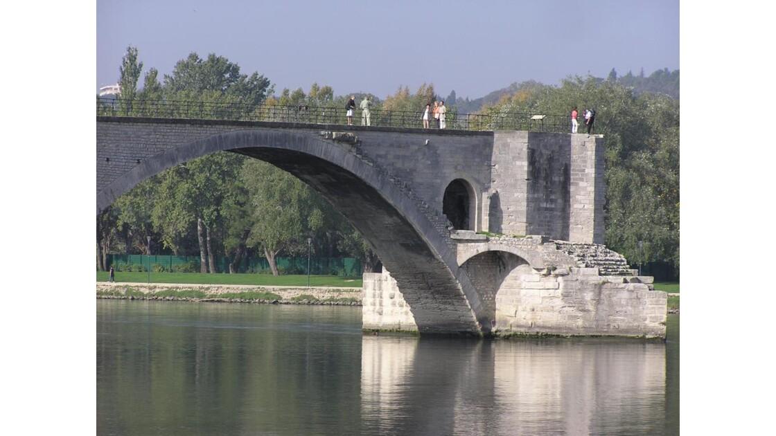 Arche Pont St Benezet