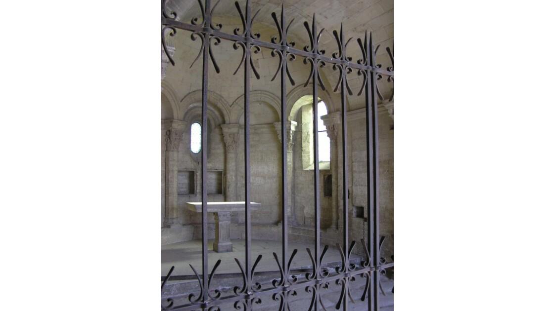 Chapelle St Benezet