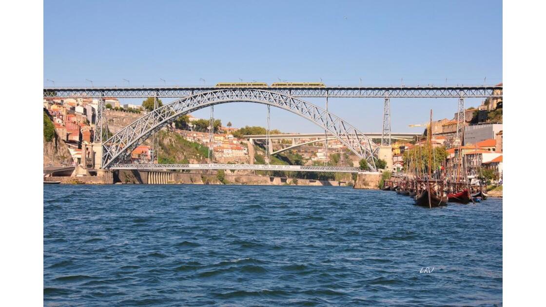 Sur le Douro.