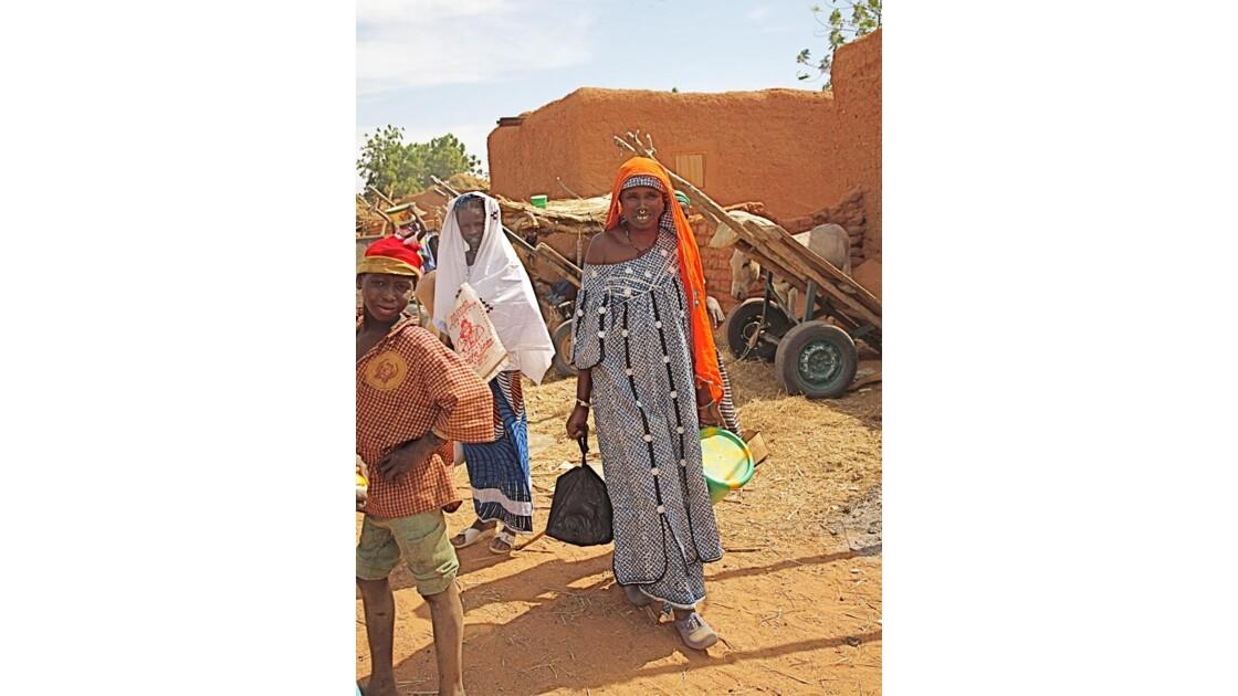 13-27 sur la route de Ouahigouya